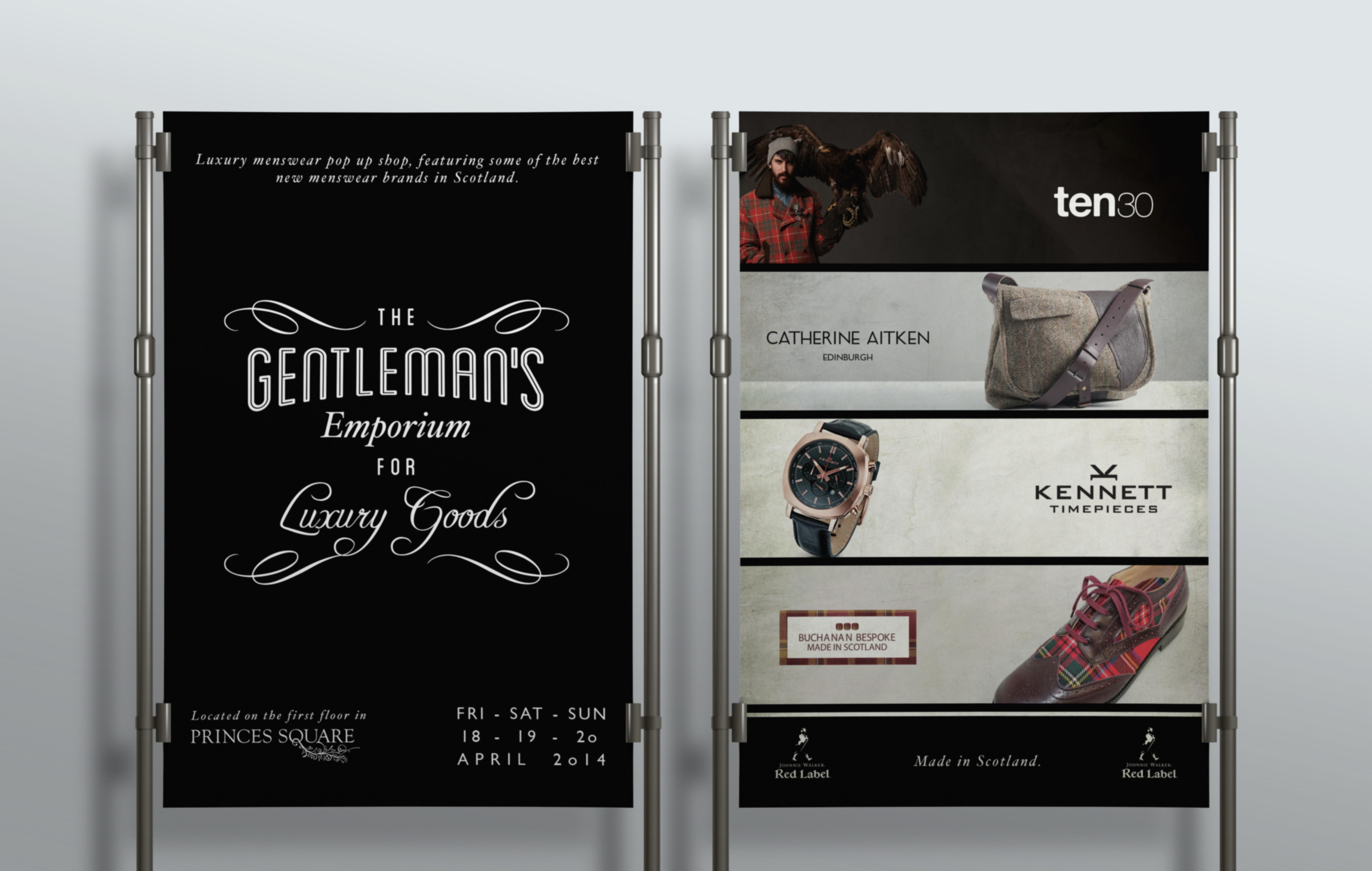 The Gentleman's Emporium For Luxury Goods