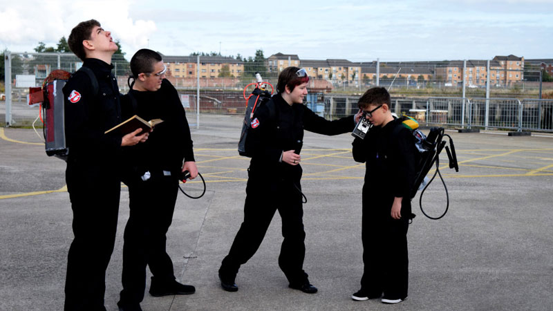 Ghostbusters of Clydebank