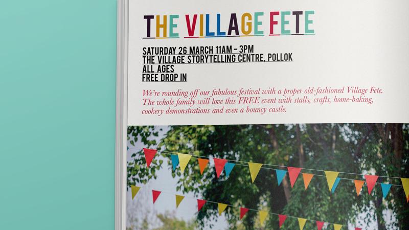 Village Storytelling Festival 2016